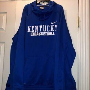 Men's  Nike Kentucky Wildcat's Basketball Hoodie